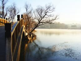 PanoramioPhoto of Frozen Lake in Chengde Mountain ResortChengde 357