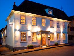 The Great House Restaurant and HotelMarket Place, Lavenham, Suffolk 725