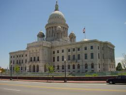 Description Rhode Island State Capitolnorth facadejpg 1516