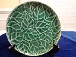 Home » The Coconut Cabinet » Jade Leaves by Pier l, Salad Plate 8 272