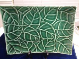 Jade Leaves by Pier l, Rectangular Serving and 50 similar items 456