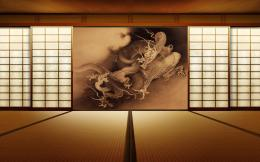 Download Japanese room decoration High quality wallpaper 270