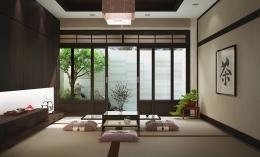 Zen Inspired Interior Design 1121
