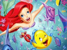 The Little MermaidThe Little Mermaid Wallpaper16247793Fanpop 1687