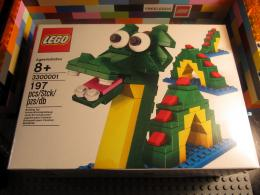 Lego BRICKLEY Sea Dragon Serpent Loch Ness Monster 3300001 | stores 303