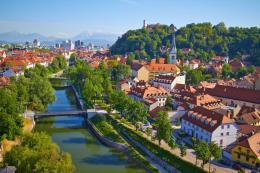 Ljubljana wins the WTTC tourism for tomorrow award | The Slovenian 555