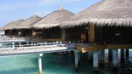 PanoramioPhoto of Over Water Bungalow, Maldives 1615