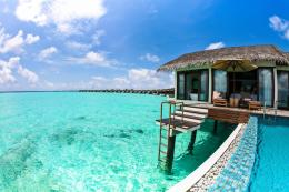 The Residences Maldives overwater bungalow 1333
