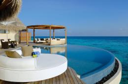 The Exotic W Retreat & Spa Maldives With Luxury Bungalows 683