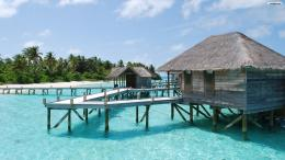 wallpaper, maldives, landscape, papel, bungalows 1670