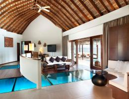 The Exotic W Retreat & Spa Maldives With Luxury Bungalows 617