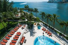 Mandarin oriental Miami Pool view jpg 1813