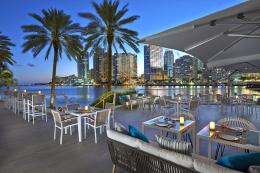 Mandarin oriental Miami La Mar Terrace 1024x682 Top 10 Miami 508