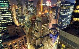 Midtown Manhattan At Night Wallpapers1920x12002571332 1865