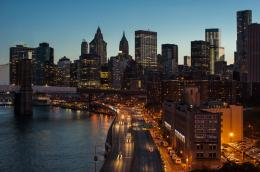 Manhattan Waterfront Night by eligit on DeviantArt 183