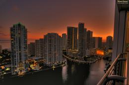 "Miami Sunset"" 1679"