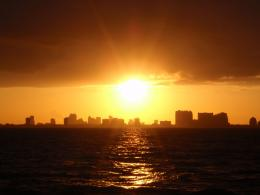 Miami Sunset 1651