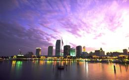 Miami Sunset Wallpapers 1Download 385