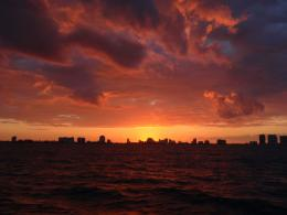 Miami Sunset Cruise Cast Away The DaySailing Charters Miami, Fort 747