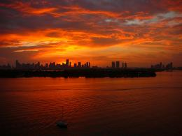 Description 2007 Miami sunset 3 jpg 916
