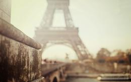 Paris eiffel tower blurred Wallpapers Pictures Photos Images 796