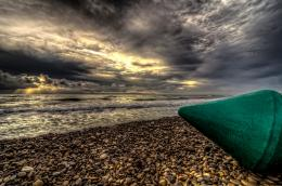 Sunrise after the storm | I haven\'t done a HDR in while so t 1593