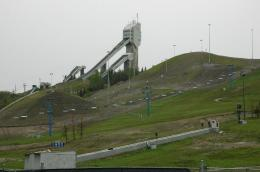 PanoramioPhoto of Calgary Olympic Park 1513