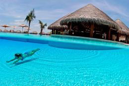 swimming pool south polynesia wallpaper tags crystal swimming pool 1000