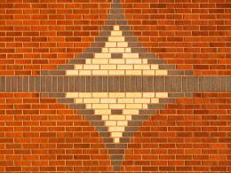Brick wall patternFree urban pattern background for use as textures 1265