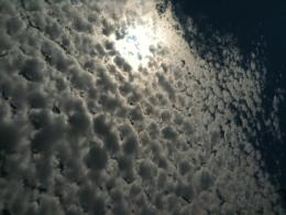 Popcorn clouds | Outdoors | Pinterest 507