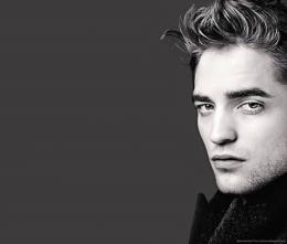 Download Robert Pattinson Black And White Wallpaper For Samsung Galaxy 1649