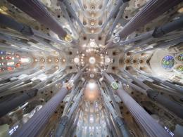 Sagrada FamiliaBarcelona, Spain| Most Beautiful Places 1686
