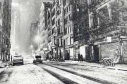Snow in New York City: Stunning Photography by Vivienne Gucwa » Ciel 1332