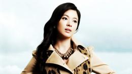 Song Hye Kyo Cute wallpaper puzzle 1402