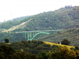 PanoramioPhoto of Cold Spring Arched Bridge 372