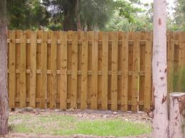 Wood Fences title Goes Here | Andes Fence, Inc 532