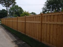 Florida Affordable Fence | Wood Fencing 1672