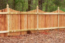 Wood Fences title Goes Here | Andes Fence, Inc 1892