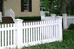 Wood Fences and Gates 752