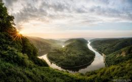 Saar River in Germany HD WallpaperiHD Wallpapers 147