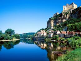 Beynac Dordogne River France Wallpapers | HD Wallpapers 156