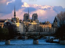 The River Seine, Paris, France 634