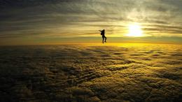 The Ultimate Wishlist 2: Watch the Sunset while Skydiving 1229