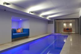 Luxury A Sunset Indoor Lap Pool And Spa Sunset Pools Sydney 106