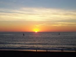 The Ultimate Road Trip: Driving Across America C2C: Enjoy the Sunset 1015