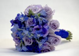 Pics PhotosWedding Rings Purple Bouquet Wedding Flowers 1939