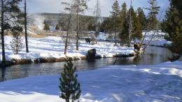 Yellowstone in Winter 2010 | Sweet Planet Poems 556
