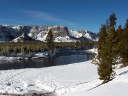PanoramioPhoto of Yellowstone in Winter 167