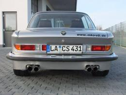 Classic BMW cool with modern BMW muscleE39 M5 S62 V8 swapped into a 1023