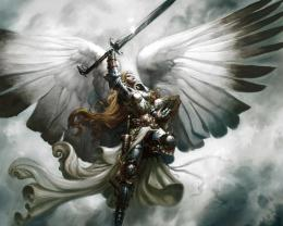 Angel Warrior Hd Wallpaper | Wallpaper List 1133